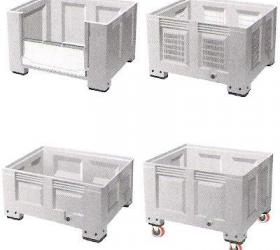 Big Box típusú 1200x1000-as alapterületü konténerek