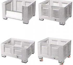 Big Box típusú 1200x800-as alapterületü konténerek