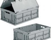 Nettuno típusú összecsukható dobozok (ládák)